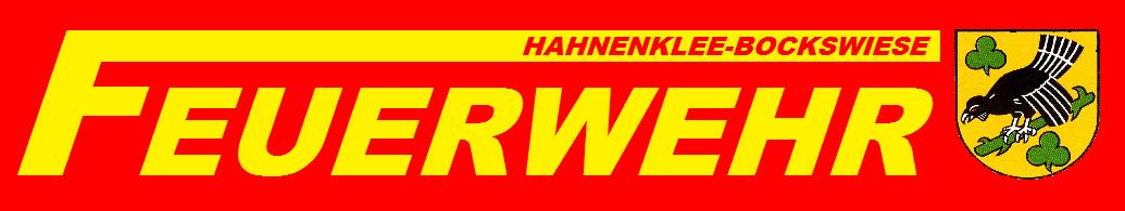 Freiwillige Feuerwehr Hahnenklee-Bockswiese